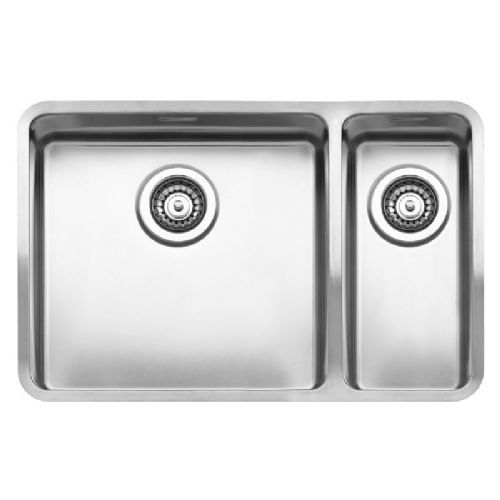 Reginox Ohio 40 x 40 + 18 x 40 Stainless Steel Sink